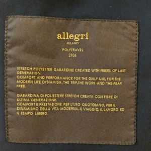 Allegri coat